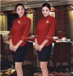 深圳中餐廳制服訂做|深圳酒樓制服訂做廠家