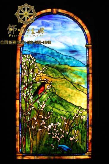 教堂屏风|教堂彩色玻璃(图)