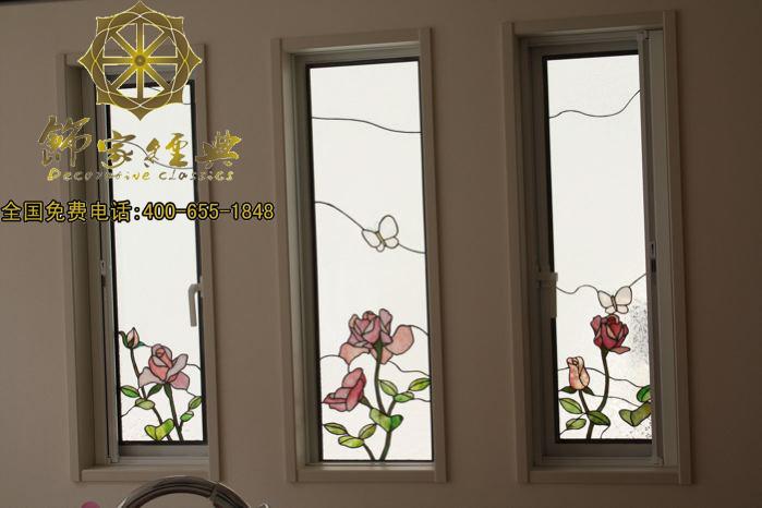 【窗屏系列|家装彩色玻璃】窗屏系列|家装彩色玻璃