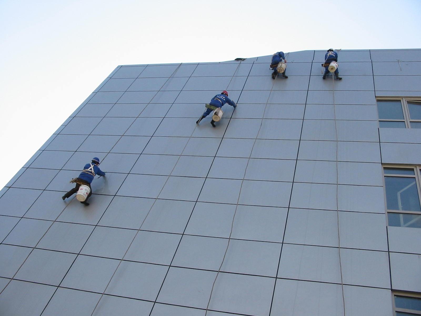 中山外墙清洗|中山清洁公司