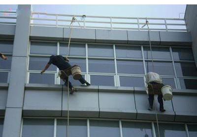 中山外墙清洗|横栏清洁公司