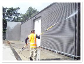 古镇外墙清洗|中山清洁公司