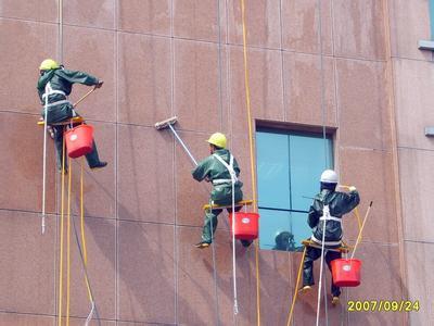 小榄外墙清洗|中山清洁公司