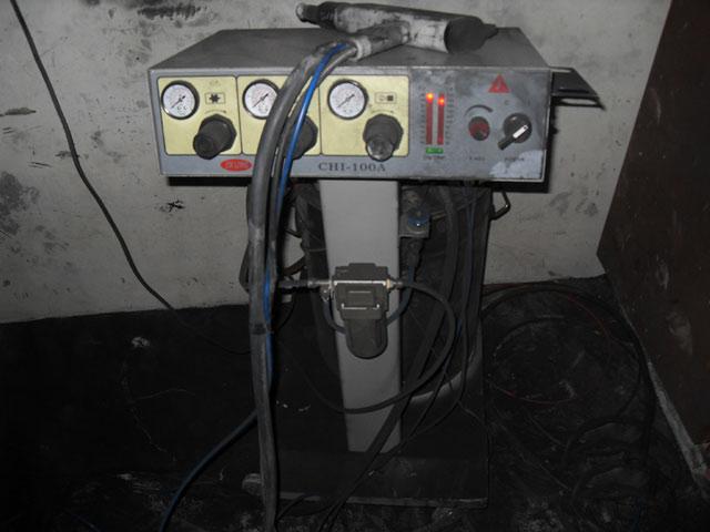 CHI-100A静电喷粉机