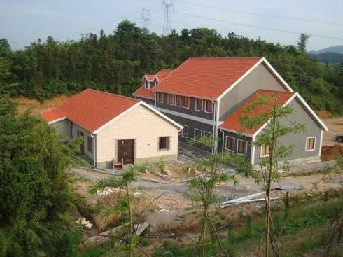 别墅-广州市番禺区安雅达钢结构厂的别墅内部展示相册