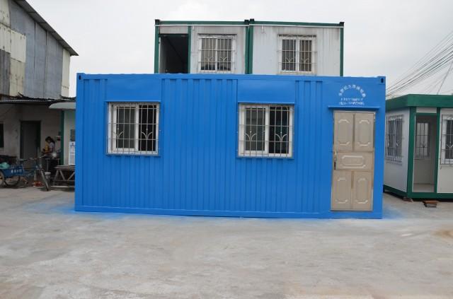 箱式板房样板图,箱式板房产品图信息来自广州市番禺居佳建筑材料厂