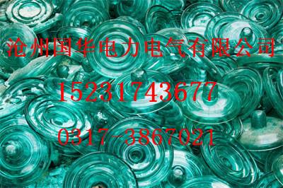 钢化玻璃绝缘子FC160/155