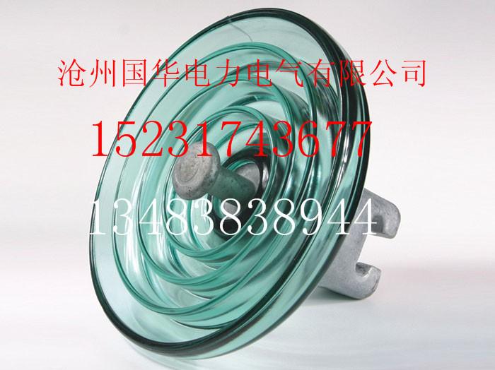 自贡赛迪维尔玻璃绝缘子FC160/155厂家直销
