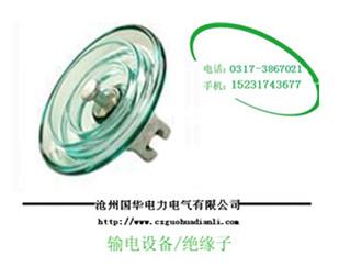 玻璃绝缘子FC240/170