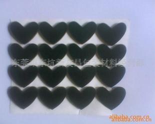 批发供应环保EVA防滑防震胶垫 强力双面胶贴 泡棉挂勾胶贴