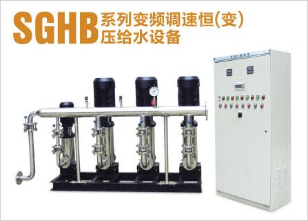 变频恒压供水单泵电路图