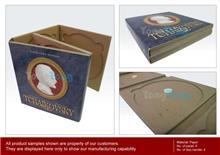 DVD纸盒包装