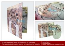 CD纸盒包装
