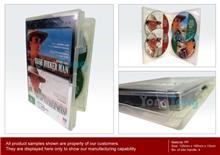 DVD百折胶包装