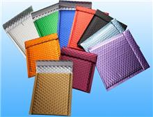 铝箔气泡信封袋 、彩色镀铝膜气泡袋