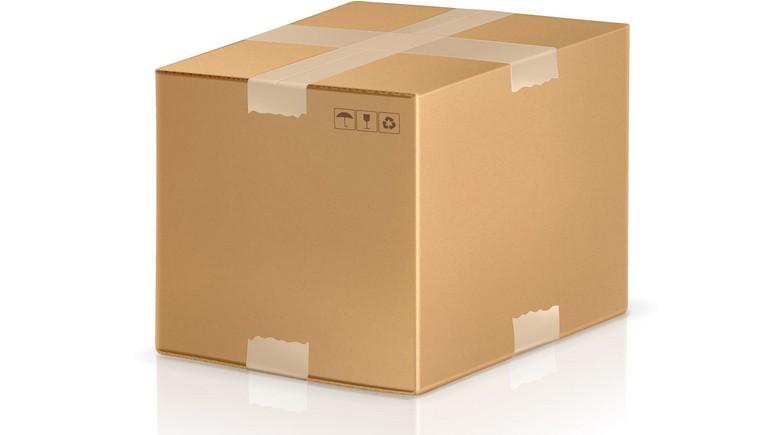 普通纸箱图片 普通纸箱产品图片由广州市博信纸制品