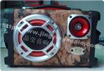外贸220V110v充电背包箱音响