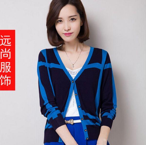 金秋上海虹桥最畅销的毛衣外套批发哪里便宜