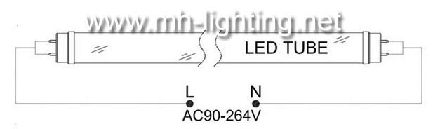 而20w传统日光灯(电感镇流器)实际耗电约为