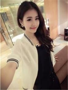 夏季韩版缝片花朵珍珠坠百搭泡泡袖宽松外套