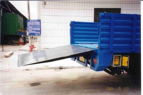 货车尾板 丹灶汽车升降尾板安装 里水汽车尾板