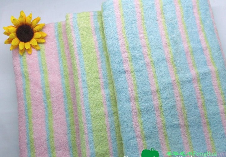 純棉優質柔軟浴巾