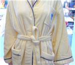 新款純棉加厚浴衣
