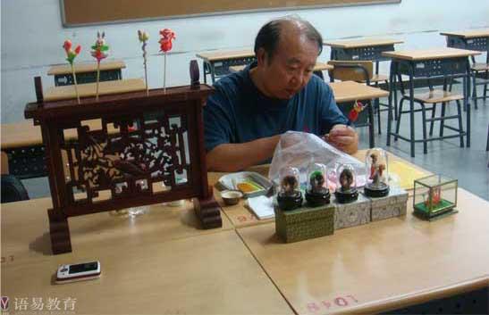 中国传统文化民间手工艺培训班乱斗西游游戏攻略站图片