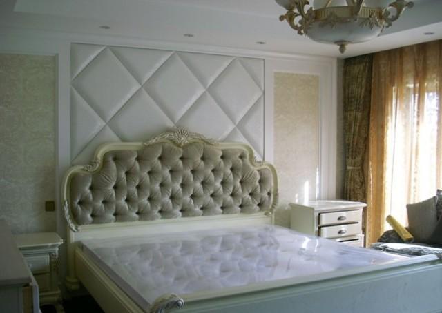 床头软包背景墙(图)