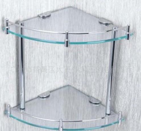 卫浴毛巾架、毛巾钩、玻璃架、挂件