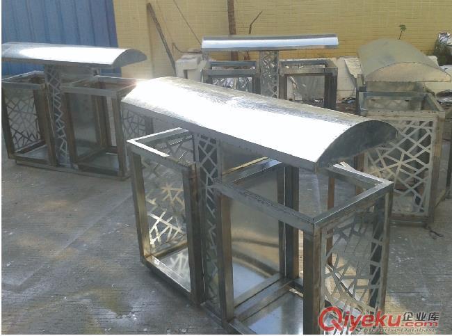 垃圾桶制作-广州市番禺区大石艺港日用金属制品厂