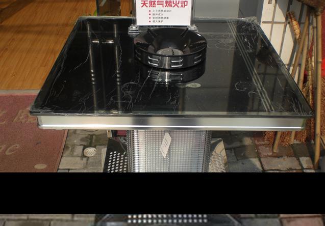 不锈钢天然气烤火炉