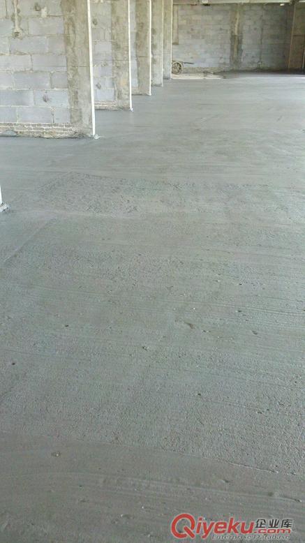 钢结构混凝土找平