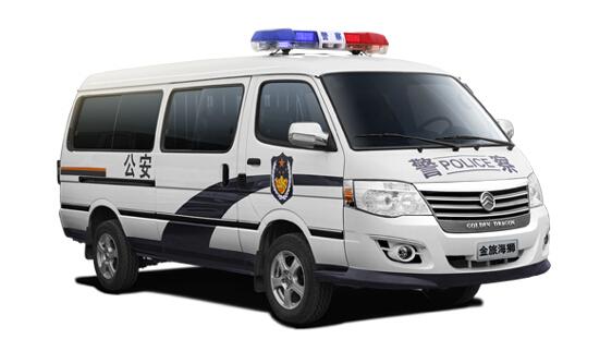 ewb救护车扬声器电路图