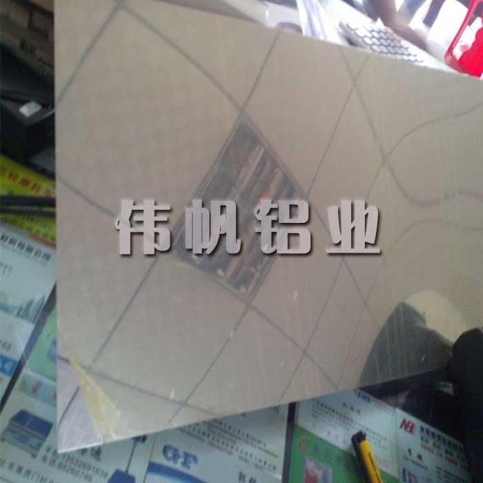 东莞镜面铝板