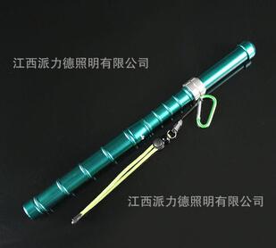 派力德牌P06充电式强光手电筒