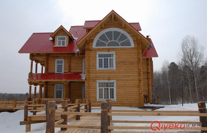临沂木屋木房子活动房设计施工