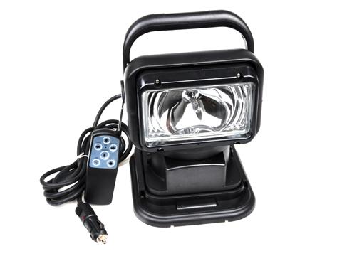 YT5180智能摇控车载探照灯,