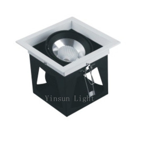 10W LED格栅灯,射灯系列