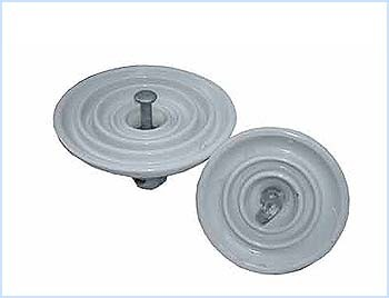 盘形悬式陶瓷绝缘子XP-120/XP1-120/U120B悬式瓷瓶/线路绝缘子