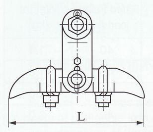 悬垂线夹(防磨型)XGU-1F,XGU-2F,XGU-3F,XGU-4F,XGU-5F,XGU-6F,XGU-5AF,XGU-6AF,XGU-5BF线路悬垂线夹