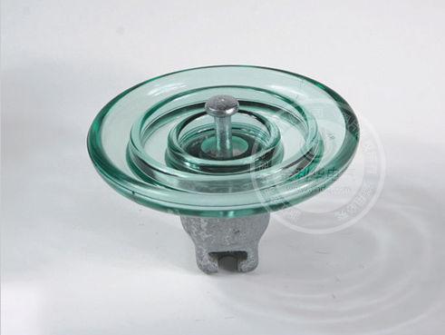 钢化玻璃绝缘子LXP-40