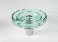钢化玻璃绝缘子LXHP-70耐污型