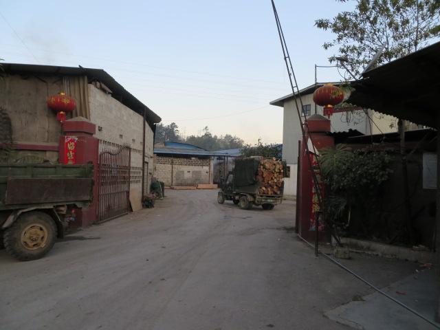 公司厂房图片-龙陵县繁昌木材加工厂的公司厂房图片厂