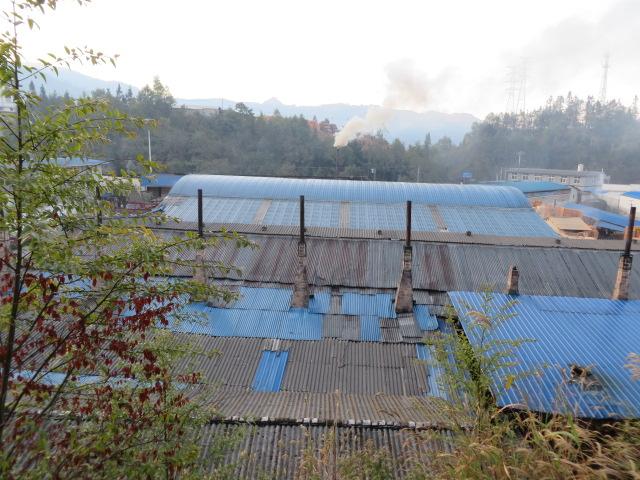 公司厂房图片-龙陵县繁昌木材加工厂的公司厂房图片
