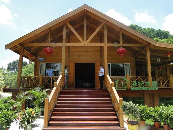 广东欧式木屋图片|广东欧式木屋产品图片由广州泽图片