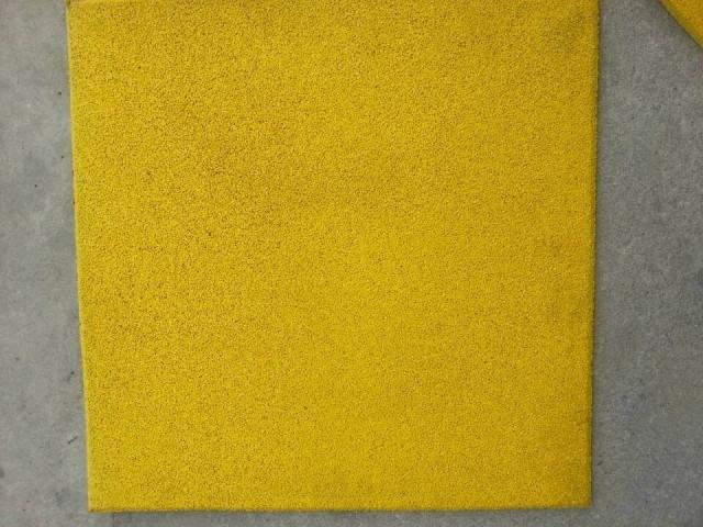 黄色EPDM地垫