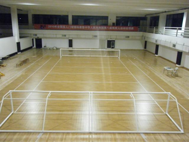 排球场pvc运动地板