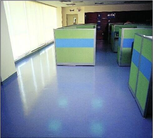 办公室PVC商用地板