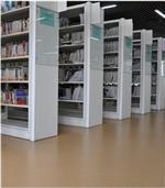 图书馆PVC商用地板